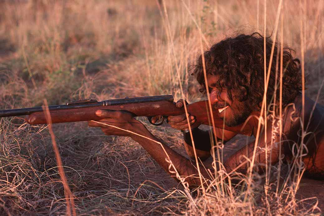 Aboriginal Hunting and Weapons - Indigenous Australia