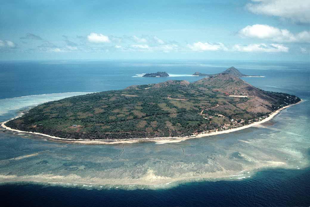 Mer Torres Strait Island