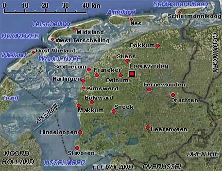 Frysln  Friesland  Netherlands  Photos  History  OzOutback